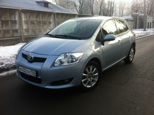 Toyota Auris I 1.6 AT (124 л.с.)