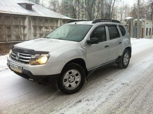 Renault Duster 2.0 MT (135 л.с.) 4WD
