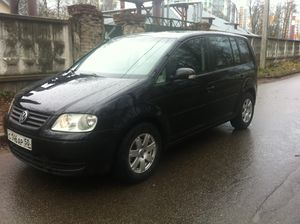 Volkswagen Touran I 1.9d AT (101 л.с.)