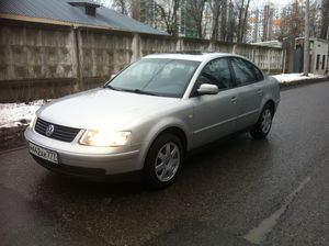 Volkswagen Passat B5 1.8 AT (150 л.с.)