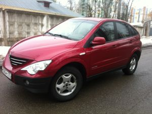 SsangYong Actyon I 2.0d AT (141 л.с.) 4WD