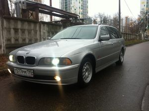 BMW 5er IV (E39) 525d 2.5d AT (163 л.с.)
